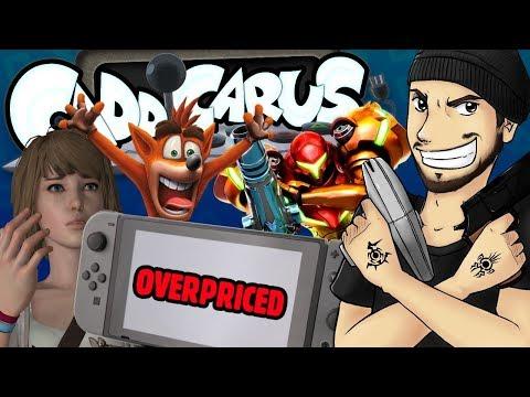 Top 10 MORE Unpopular Gaming Opinions! - Caddicarus