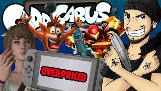 Top 10 MORE Unpopular Gaming Opinions! - Caddicarus