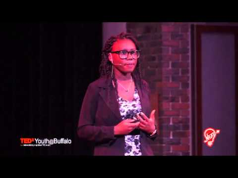 The Business of Being a Girl | Zandra Cunningham | TEDxYouth@Buffalo