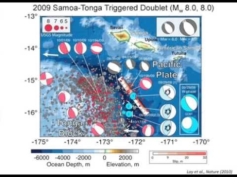 PUBLIC TALK: Global Surge of Great Earthquakes—What We Are Learning From Them