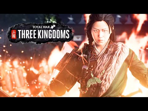 Total War: Three Kingdoms - Zheng Jiang In-Engine Trailer