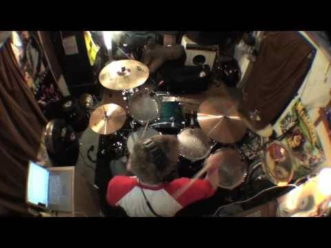 Every Time I Die | Roman Holiday | Ben Powell (Drum Cover) mp3