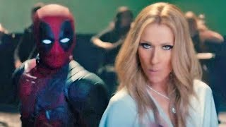 Download Lagu Deadpool Teams Up With Celine Dion in New 'Ashes' Music Video Mp3