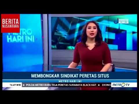 FBI Ikut Memburu 3 Hacker Black Hat Asal Surabaya & Tanjung Pinang (Kijang) Kepulauan Riau