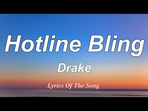 Download Drake - Hotline Bling (Lyrics)