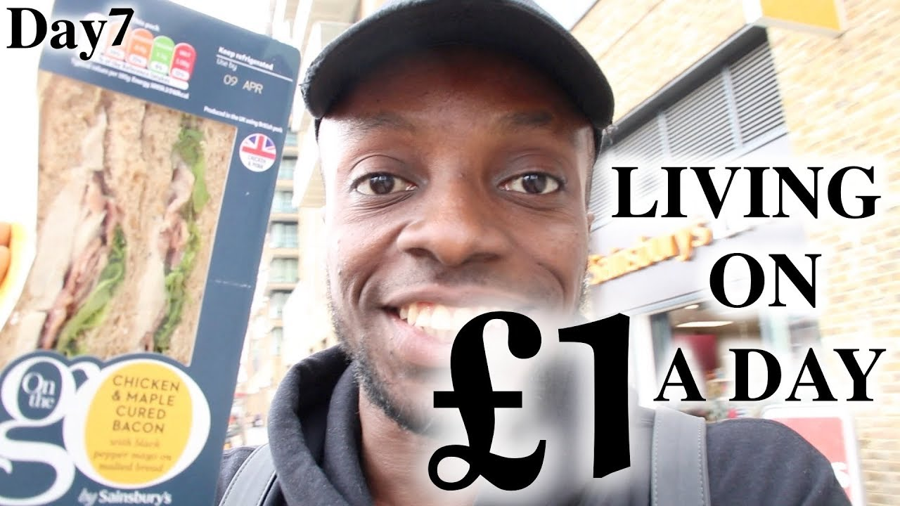London Hacks - Living on £1 a Day | #7 - YouTube