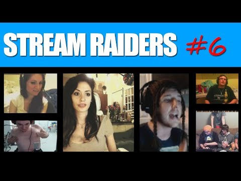 Stream Raiders Ep.6 -  EPIC! BEST REACTION EVER! - Twitch Live Stream Raid Reactions