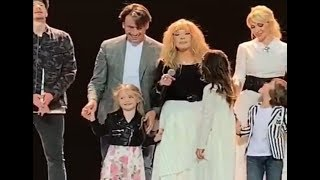 Как прошёл Юбилейный концерт Аллы Пугачёвой -70 лет