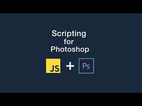 Photoshop Scripting Tutorial