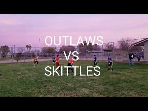 OUTLAWS VS SKITTLES