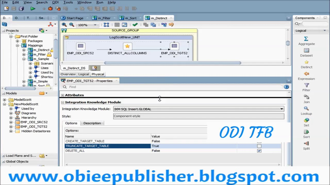 Unique values in oracle data integrator unique constraint unique values in oracle data integrator unique constraint feature in odi tutorials for beginners baditri Gallery
