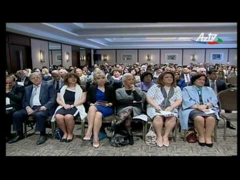 Report of Azerbaijan TV channel about 6th award ceremony of National Essay Contest