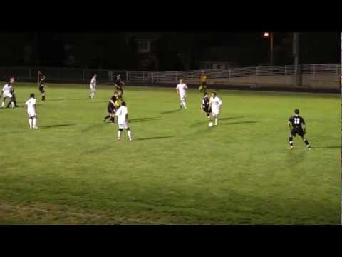 #12 Ames Soccer at Des Moines Hoover, Iowa April 12, 2012 1080p