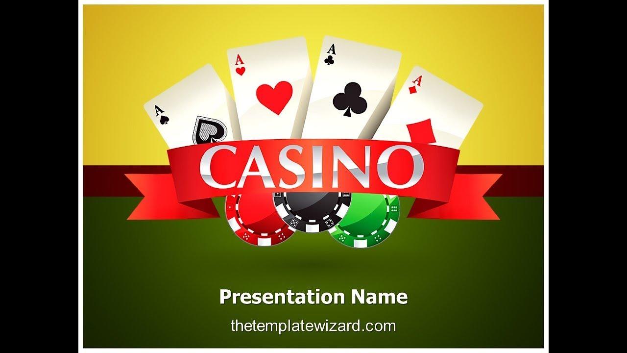 Шаблон powerpoint казино бездепозитный бонусы казино 2020