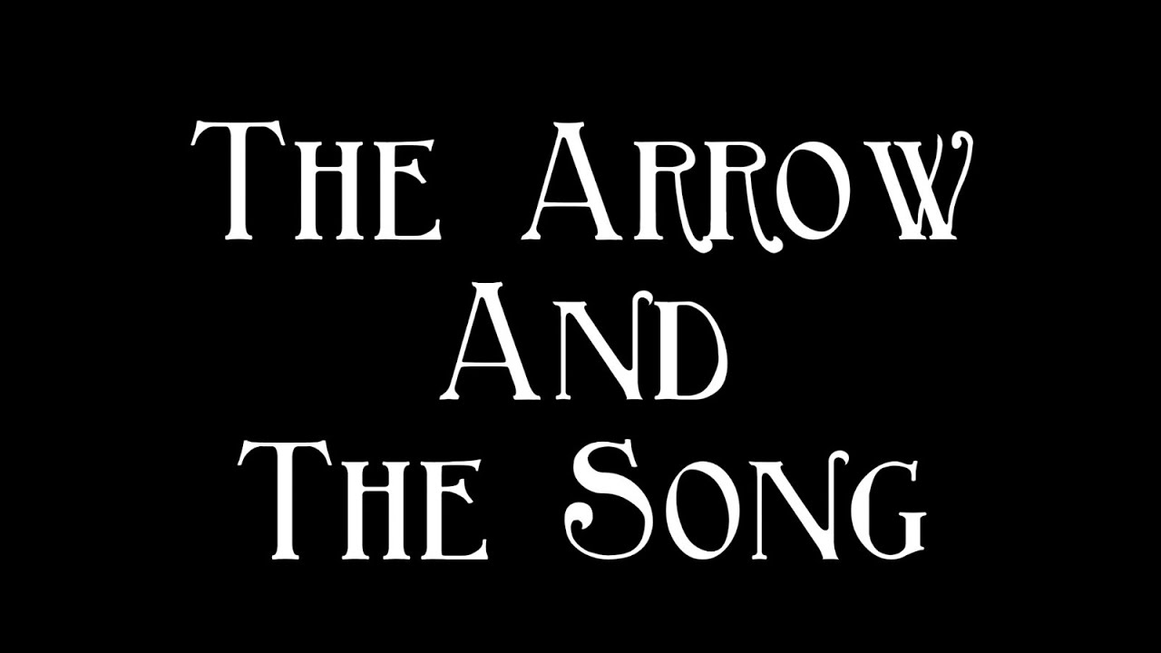 The Arrow And The Song Henry Wadsworth Longfellow Youtube