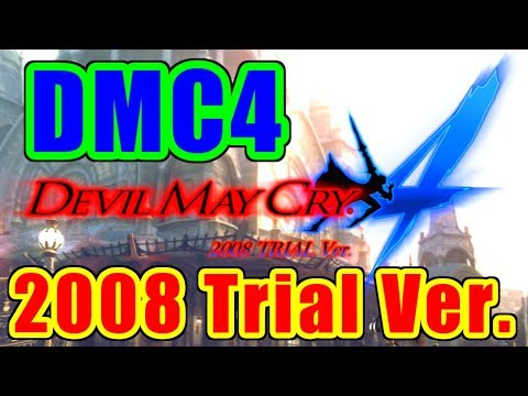 [Trial] デビルメイクライ4 / DEVIL MAY CRY 4 [XBOX360]