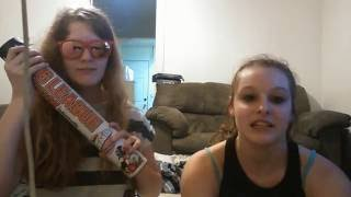 The accent challenge with my cousin's skylar and madison