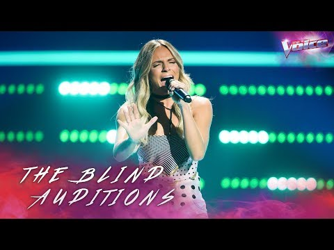 Jacinta Gulisano sings Came Here For Love | The Voice Australia 2018