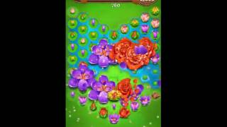 Blossom Blast Saga Level 507 - NO BOOSTERS screenshot 5