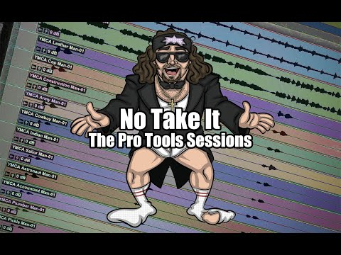 """""""No Take It"""" (Twisted Sister x Blind Melon) – The Pro Tools Sessions"""