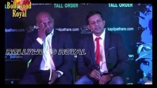 Sanath Jayasuriya Launches Book On Cricket 'A Tall Order' By Kapil Pathare Part  3