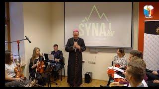 Bp Andrzej Jeż -  przemówienie na otwarcie Synaj TV - 13 XII 2017