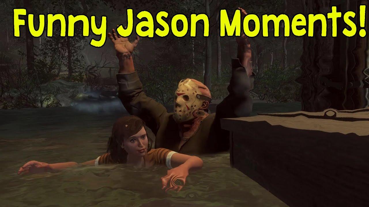 Friday the 13th! - 2 Funniest Jason's?! - YouTube