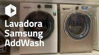 Análisis Lavadora Samsung AddWash. Review en español
