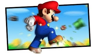 New Super Mario Bros. DS in 25 Minuten - Speedrun Spelunke