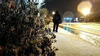 Massive Ice Storms Paralyze Midwest, and More