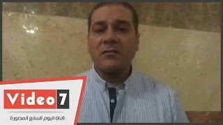 """بالفيديو.. مظهر شاهين:"""" محمد جبريل مش إخوانى بس بيغازلهم"""""""