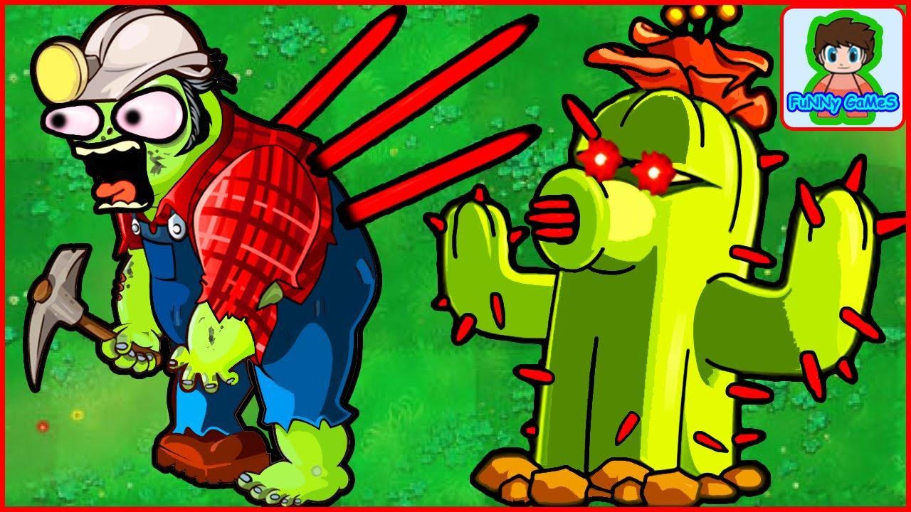Игра Растения против зомби от Фаника Plants vs …