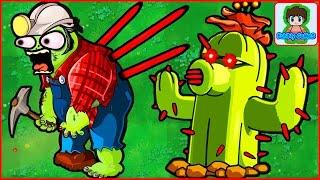 Игра Растения против зомби от Фаника Plants vs zombies 9
