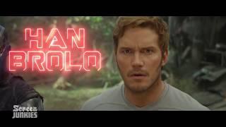 Честный трейлер — «Стражи Галактики 2» / Honest Trailers Guardians of the Galaxy 2  [рус]