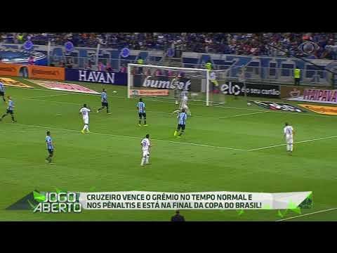 Nos Pênaltis, Cruzeiro Elimina O Grêmio Na Copa Do Brasil