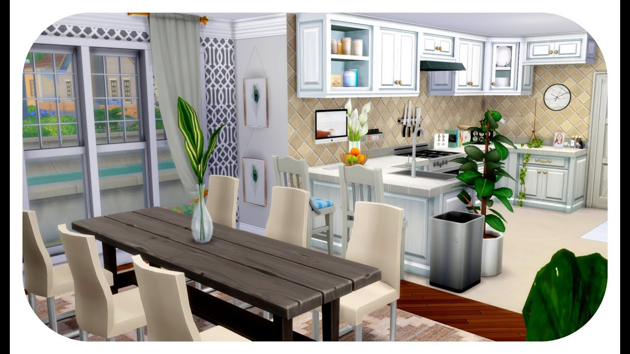 foto de The Sims 4 House Build Cozy Pinterest family house + CC