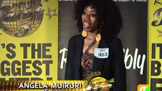 Tusker Project Fame 5 Auditions - Nairobi (Part 1)