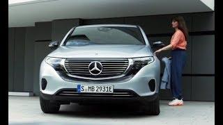 2019 Mercedes EQC Test Drive