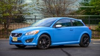 2013 Volvo C30 T5 M R-Design Polestar Edition - WINDING ROAD POV Test Drive