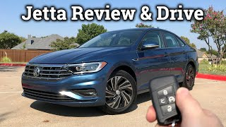 2019 VW Jetta Review | You'll be Surprised!