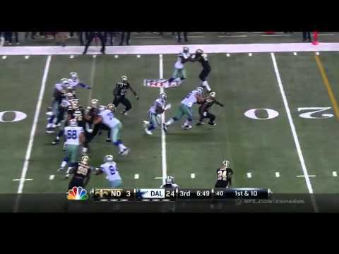 New Orleans Saints at Dallas Cowboys 17-38 Highlights | Week 4 NFL 2014-15