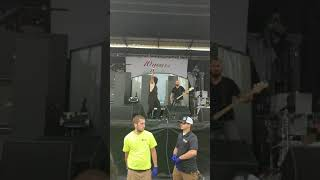 """Clip of 10 Years """"Shoot It Out"""" 98Rockfest 4/22/18"""