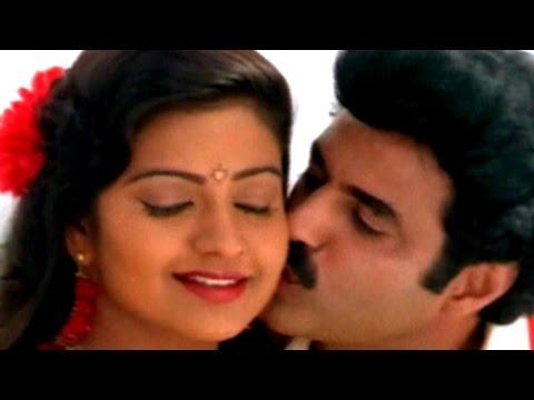 Peddannayya Movie || O Mustafa Nee Muddabanthi Video Song || Balakrishna, Indraja, Roja