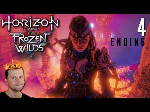 The End - Live! Horizon Zero Dawn: The Frozen Wilds DLC - Live Stream!