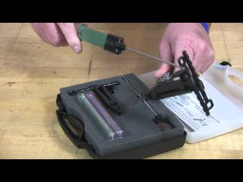 Video of Diafold® Magna-Guide® Kit in Rugged Carry Case