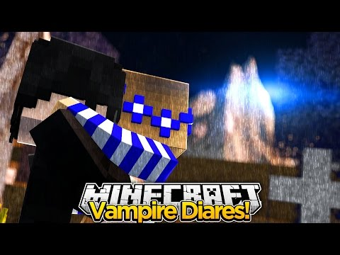 Minecraft Vampire Diaries-LITTLE CARLYS NEW CRUSH!!