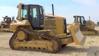 2006 cat d6n xl crawler dozer