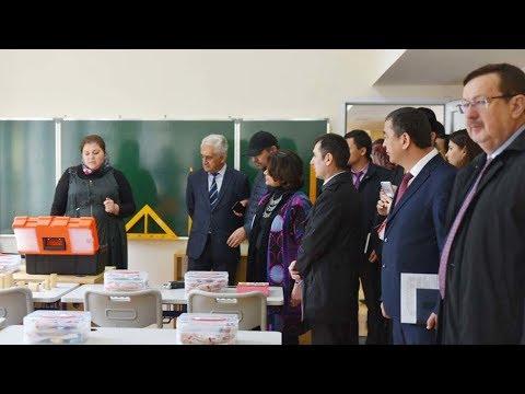В Таджикистане открылся культурно-просветительский центр