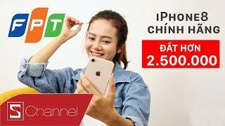 Mở hộp iPhone 8 chính hãng: Thêm con tem nhỏ xíu và đắt hơn 2.5 triệu!