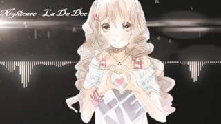 Download Lagu Nightcore - La Da Dee mp3